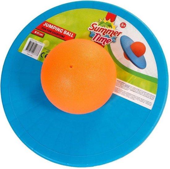 Thumbnail van een extra afbeelding van het spel Summertime Jumping Ball Assorti - Speelgoed - Sport en Spel