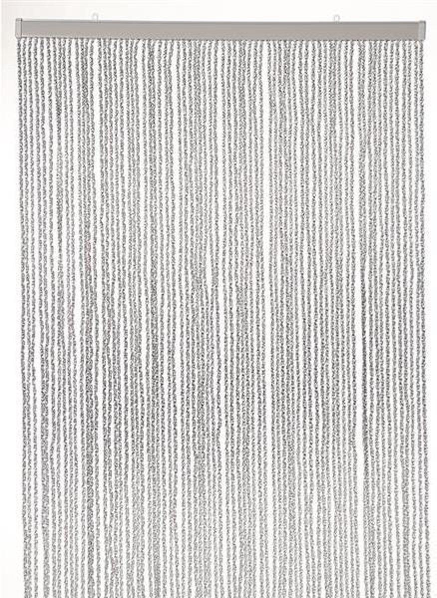 Wicotex Vliegengordijn Orchidea - 240x100 cm - Transparant