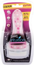 Wilkinson Intuition Houder incl. 1 mesje - Limited Color Edition