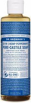 Dr. Bronner's Gel Peppermint 18-in-1 Pure-Castile Soap