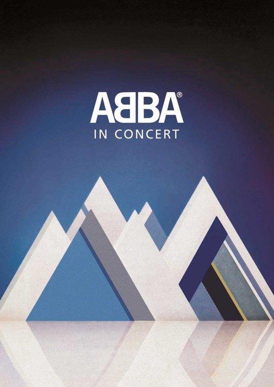 Cover van de film 'ABBA - In Concert'