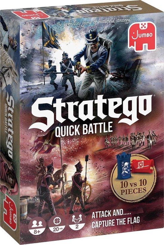 Afbeelding van het spel Stratego Quick Battle