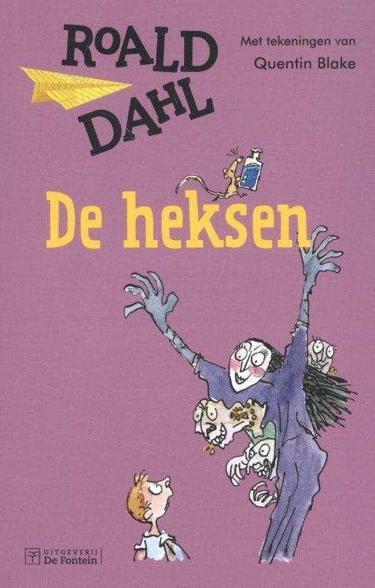 Boek cover De heksen van Roald Dahl