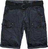 Cars Jeans  Short - Random Cargo short Marine (Maat: L)