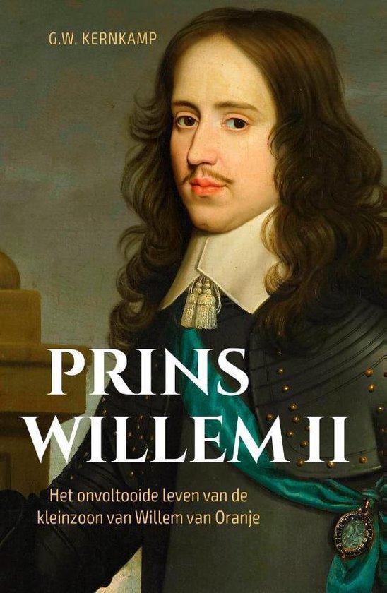 Boek cover Prins Willem II van G.W. Kernkamp (Paperback)