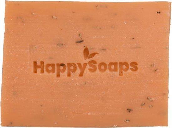 HappySoaps Body Bar – Arganolie en Rozemarijn