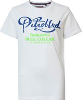 Petrol Industries Kinder Jongens T-shirt - Maat 140