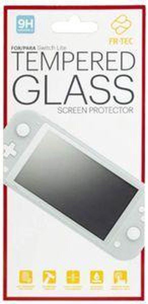 Nintendo Switch Lite Screen Protector van Tempered Glass (verhard glas)