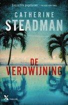 Boek cover De verdwijning van Catherine Steadman