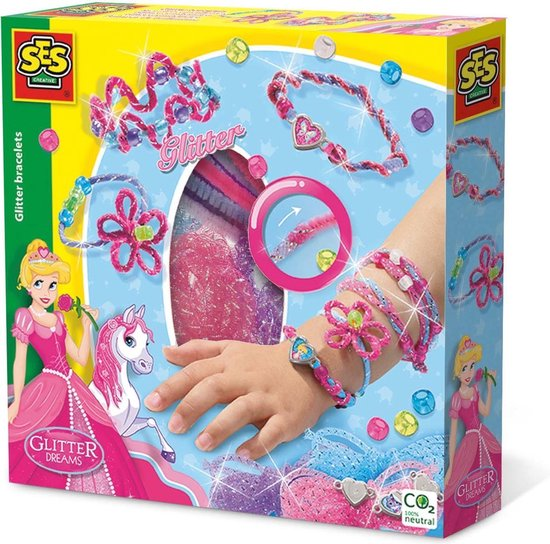 SES Glitter Dreams Armbanden