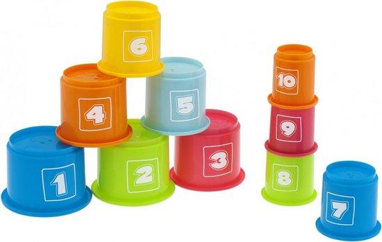 Chicco Stapel Bekers - Babyspeelgoed