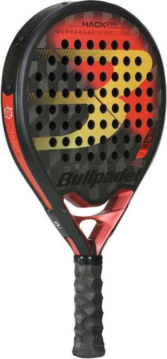 Bullpadel Hack Control (Round) – 2021 padel racket