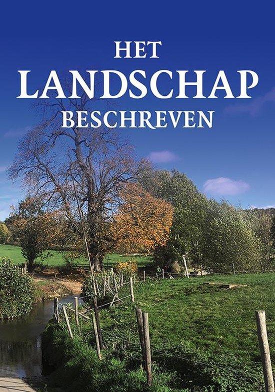 Boek cover Het landschap beschreven van Jaap Evert Abrahamse (Paperback)