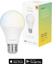 Hombli Smart Lamp - Warm tot Koelwit Licht - Dimbaar E27 LED - Wifi
