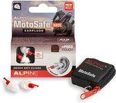 Alpine MotoSafe Race minigrip - motordoppen - gehoorbescherming - motorcross