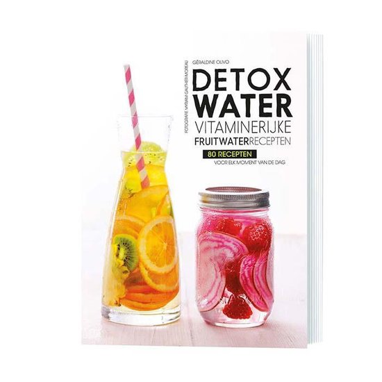 Detoxwater - Geraldine Olivo |
