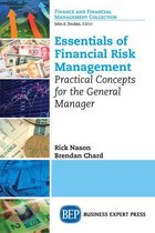 Boek cover Essentials of Financial Risk Management van Brendan Chard