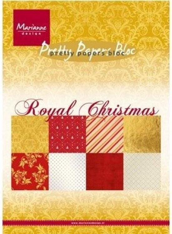 Marianne Design bloc royal christmas