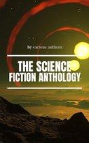 Boek cover The Science Fiction anthology van Philip K. Dick (Onbekend)