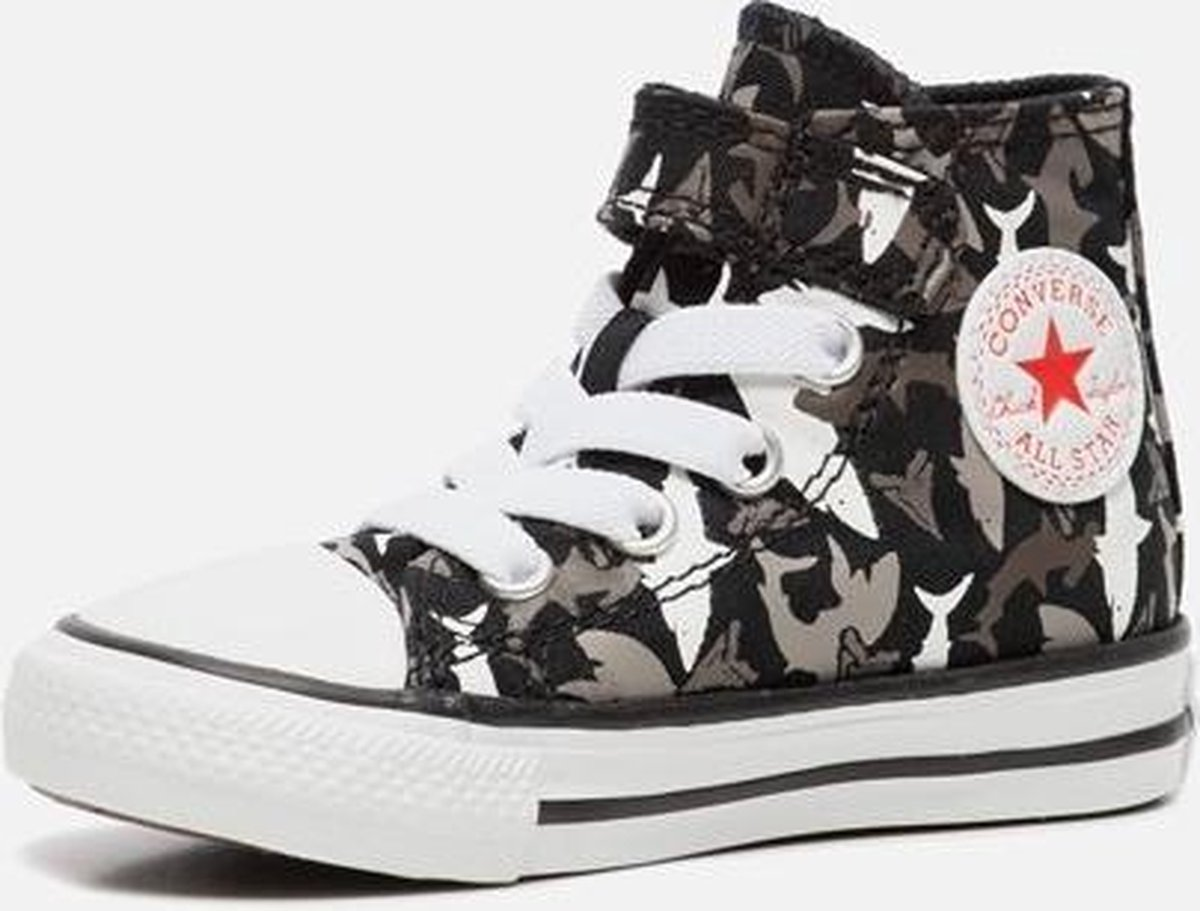 Converse Chuck Taylor All Star 1V High Top sneakers zwart Maat 21