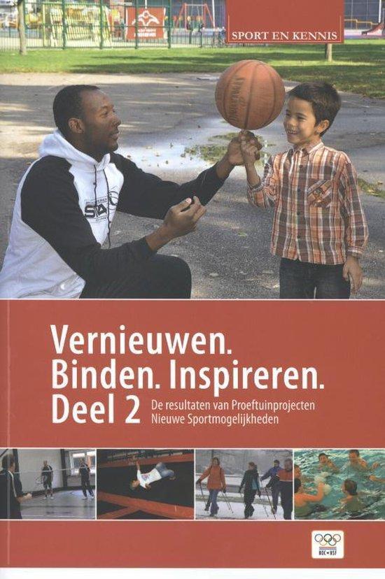 Sport en Kennis - Vernieuwen. Binden. Inspireren - Hanne Daanen-Smits | Readingchampions.org.uk