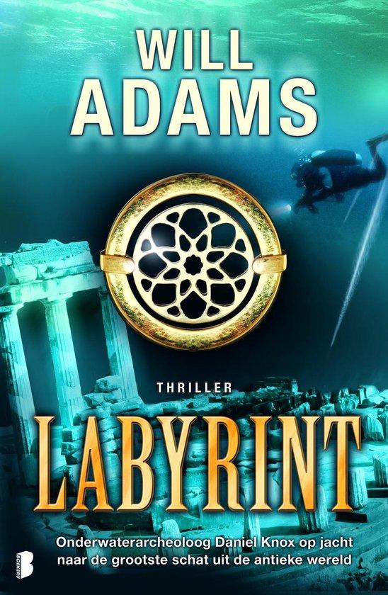 Labyrint - Will Adams | Fthsonline.com
