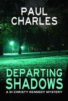 Omslag Departing Shadows