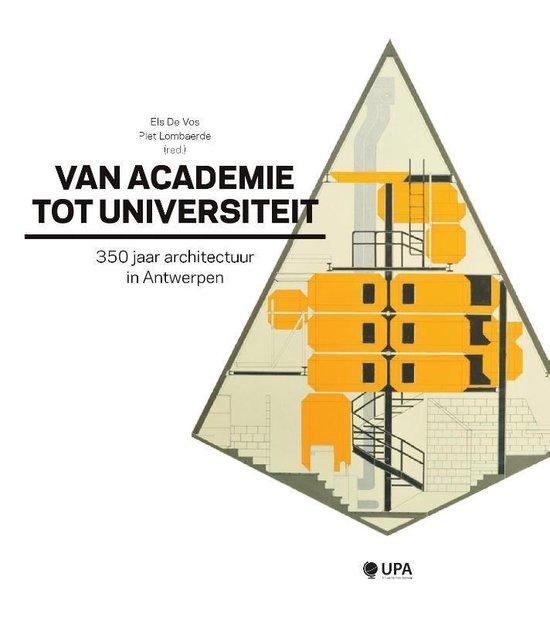 Van academie tot universiteit - none |