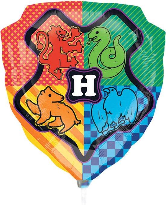 AMSCAN - Aluminium Zweinstein Harry Potter ballon - Decoratie > Ballonnen