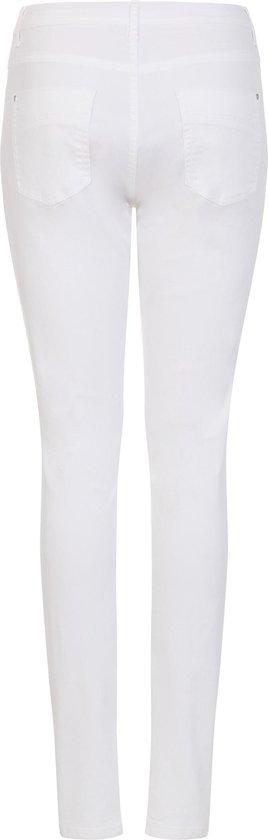 Miss Etam Collection Tregging White