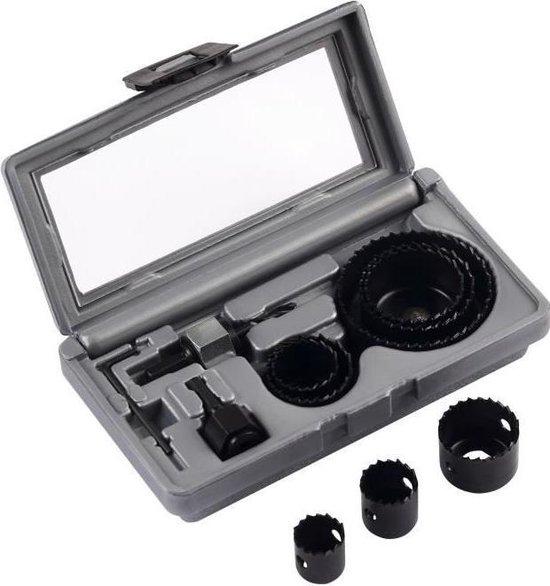 Bosch Zaagkrans Set - 11-delig in koffer