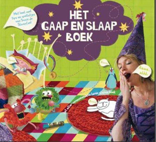 Het Gaap en Slaap Boek - Vivienne van Eijkelenborg pdf epub