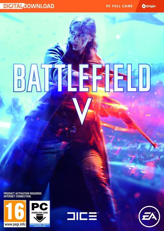 Battlefield V - Windows (Code in a Box)