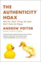 Boek cover The Authenticity Hoax van Andrew Potter