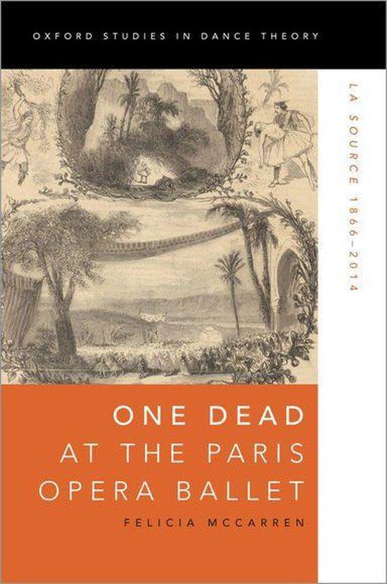 Afbeelding van One Dead at the Paris Opera Ballet