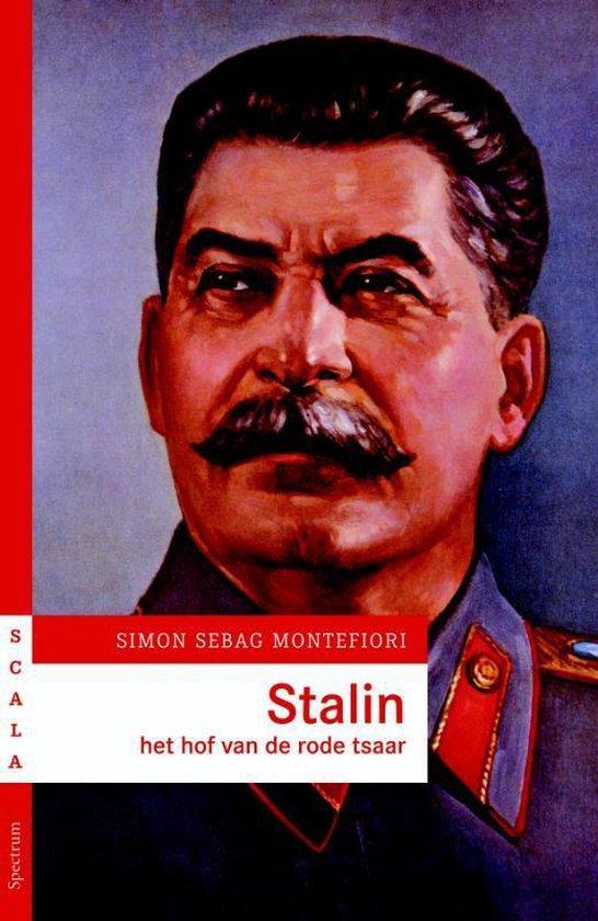 Boek cover Stalin van S.S. Montefiore