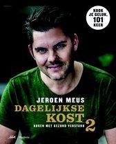 Boek cover Dagelijkse kost 2 van Jeroen Meus (Hardcover)