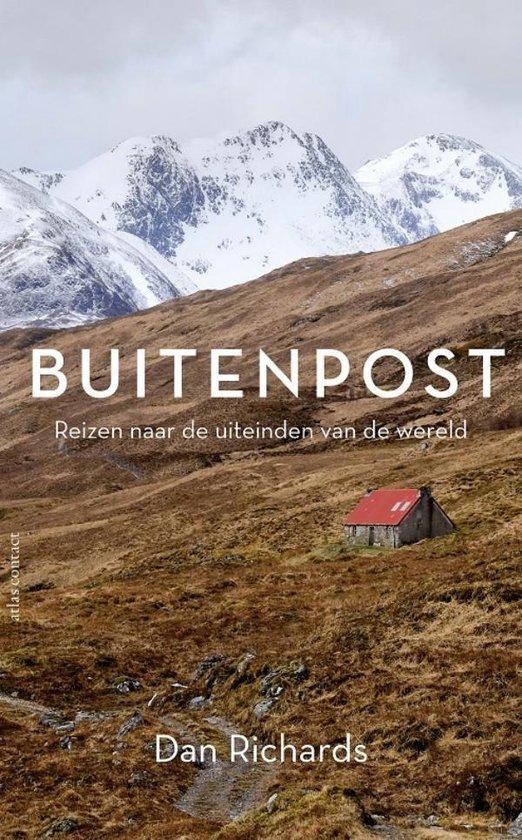 Buitenpost - Dan Richards pdf epub