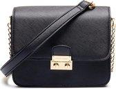 Violet Hamden Violet Hamden Essential Bag Dames Crossbodytas Zwart