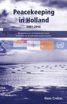 Peacekeeping in Holland 2001-2010