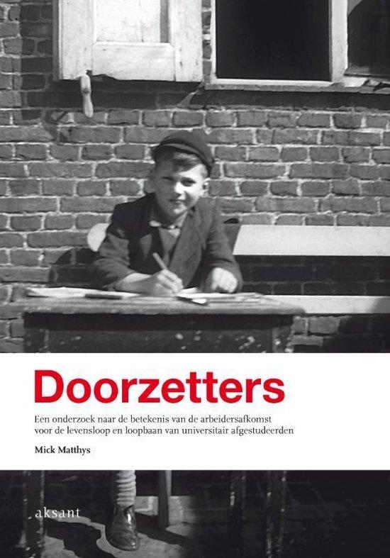 Doorzetters - Mick Matthys |