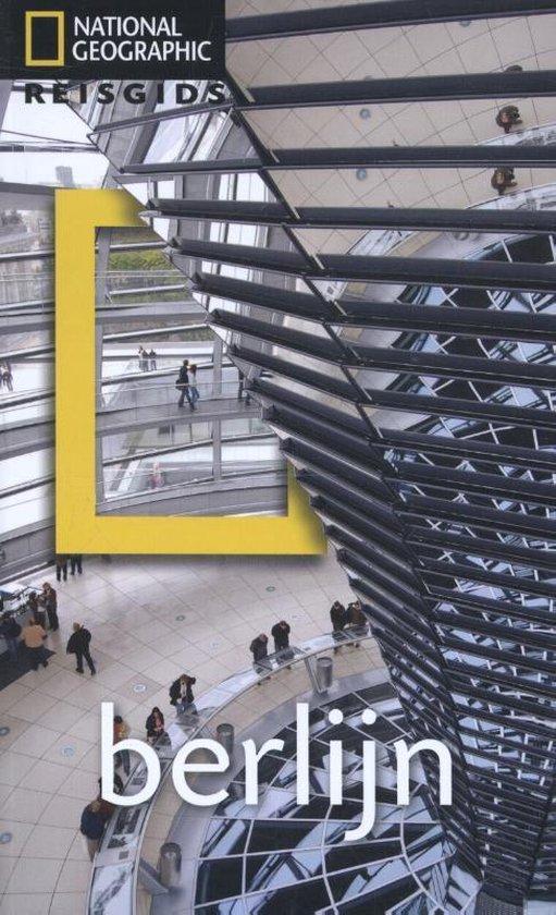 National Geographic Reisgids - National Geographic reisgids Berlijn - Damien Simonis  