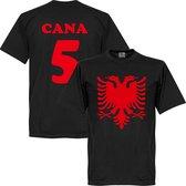 Albanië Cana Adelaar T-Shirt - M