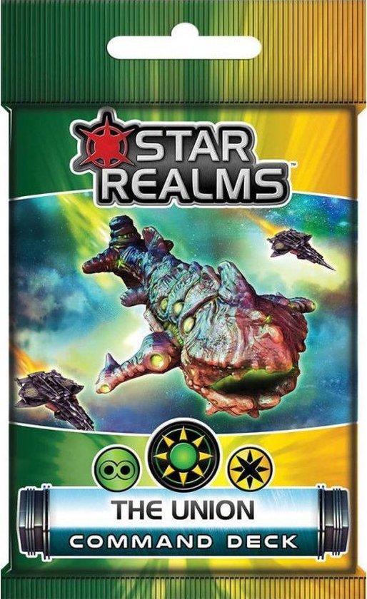 Afbeelding van het spel Star Realms Command Deck The Union