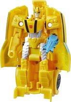 Hasbro - Transformers - Cyberverse Action Attackers - Bumblebee - Actiefiguur