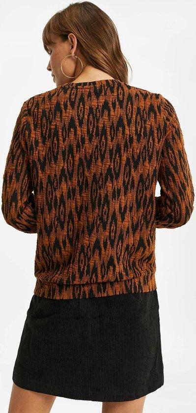 DAMES JACQUARD SWEATER | 82309435 WE Fashion