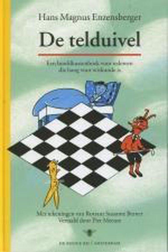 Boek cover Telduivel van Hans Magnus Enzensberger (Hardcover)
