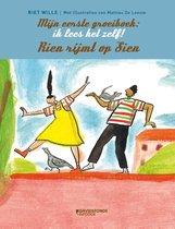 Mijn eerste groeiboek: Sien rijmt op Rien