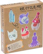 Re-Cycle-Me knutselpakket PET Fles
