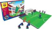 Megableu 7305 NanoStars - Penaltyset FC Barcelona - bouwspeelgoed